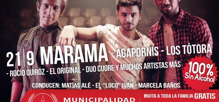 Marama Red